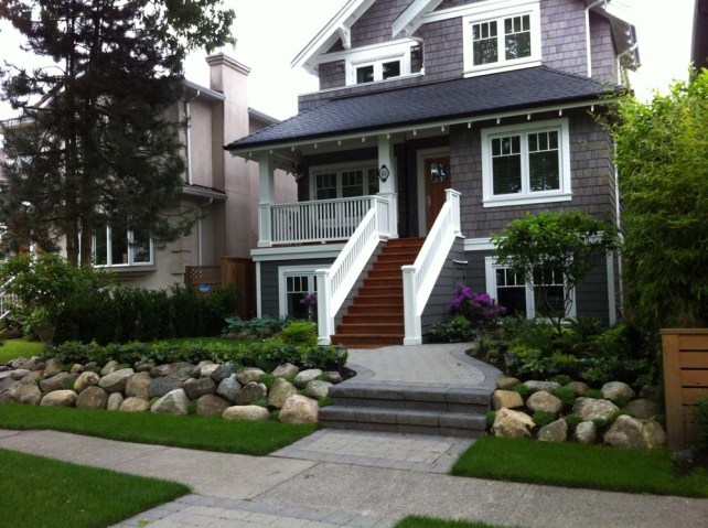Softscape landscapers Vancouver, Retaining walls Vancouver