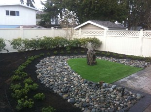 Synthetic grass installation Vancouver, artificial turf install company Vancouver.