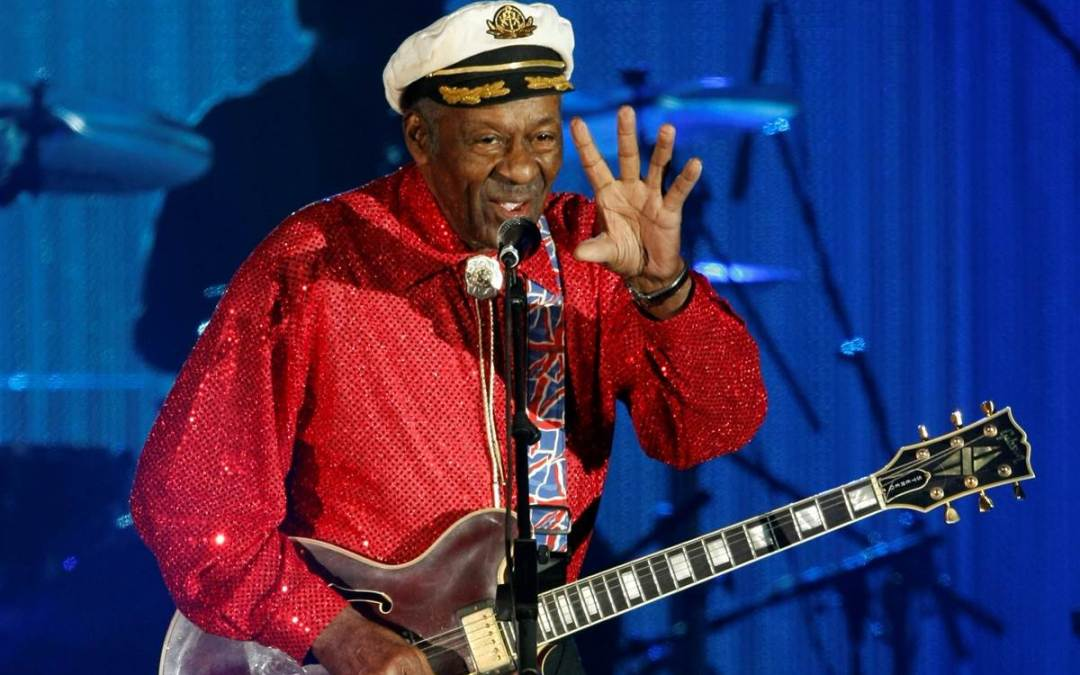 Who'll Reap The Millions From Chuck Berry's Final Album?