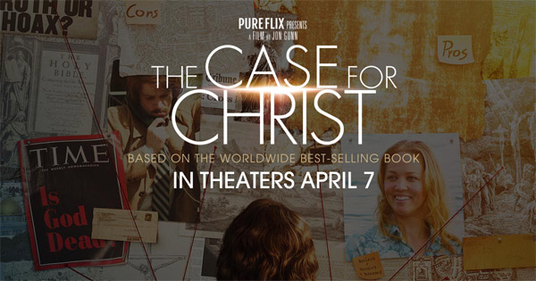 Ex-atheist of 'Case for Christ' on how to help friends meet Jesus