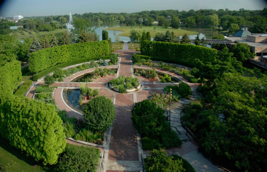 The Top 20 Most Beautiful College Gardens And Arboretums Heritage Garden 2008 lores
