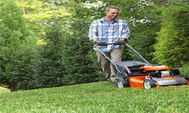 Husqvarna 7021P 21-Inch 160cc Honda GCV160 Gas Powered 3-N-1 Push Lawn Mower With High Rear Wheels Review
