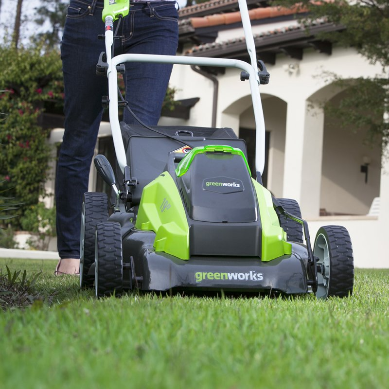 Troubleshoot and Resolve Greenworks Lawn Mower Problems