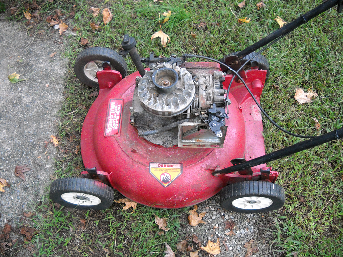 How to Get that Old Lawnmower Running like New