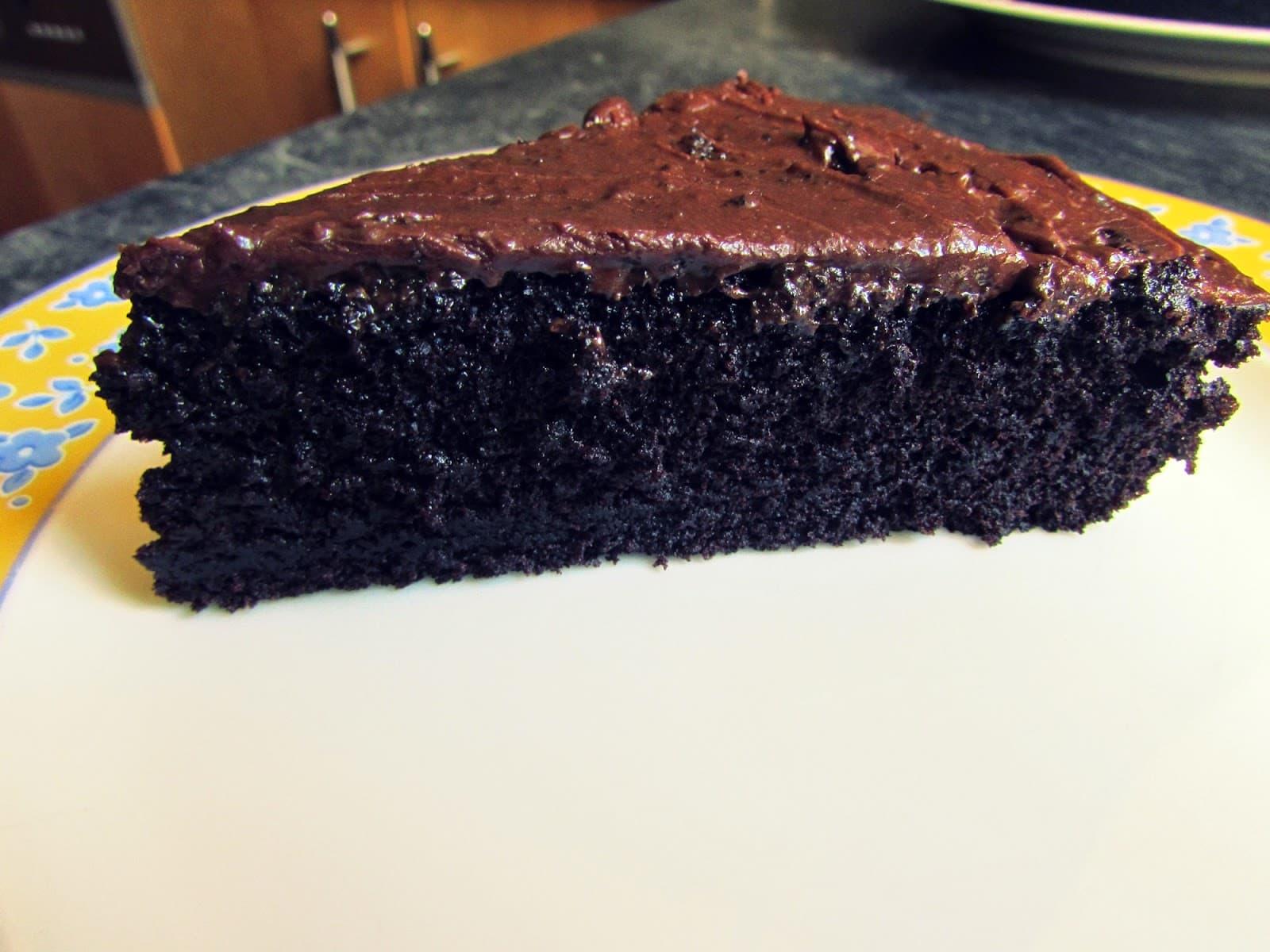 Zufallig Vegan Light Schokoladen Kuchen Law Of Baking