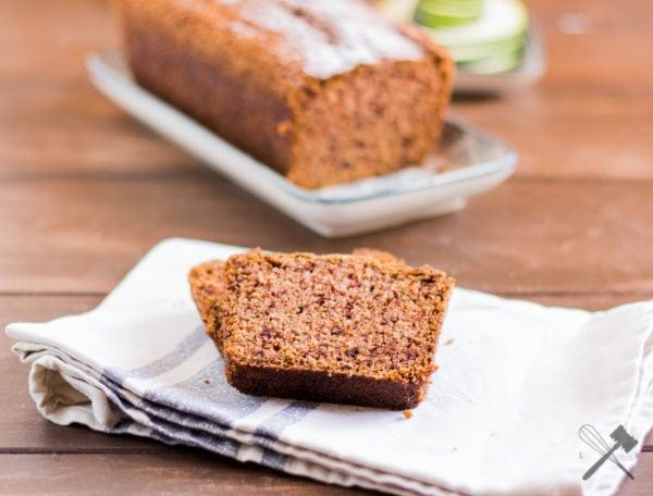 Zucchini Schokoladen Kuchen Law Of Baking