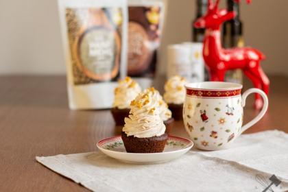 Zimt Cupcakes