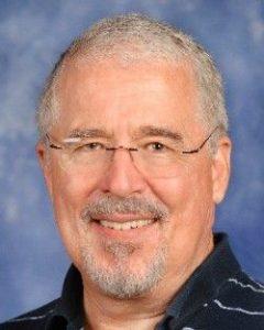 Vance Miller, Music Teacher at Hamilton High School