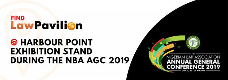 FIND US AT THE HARBOUR POINT EXHIBITION STAND nba agc 2019 (1)