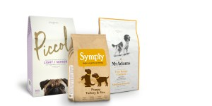 Pet Food packaging Law Print Pack