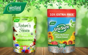 Westland Garden Product Packaging