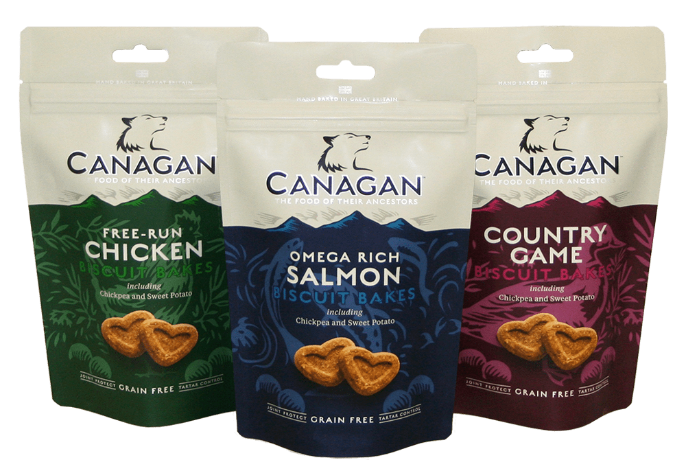 Canagan Biscuit Bakes Packaging Law Print Pack