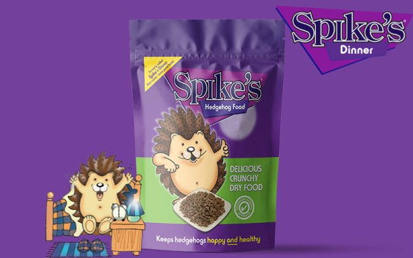 Pouches for Spike's