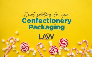 Why Stand Up Pouches are the perfect solution for Confectionery Packaging