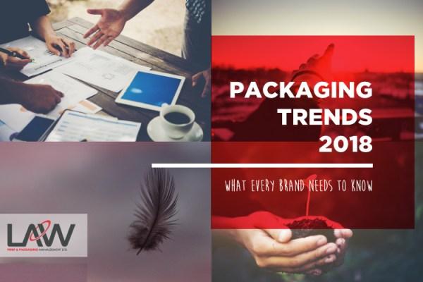 Packaging Trends 2018 Law Print Pack