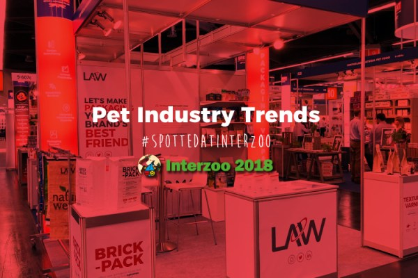 Interzoo 2018 Pet Industry Trends