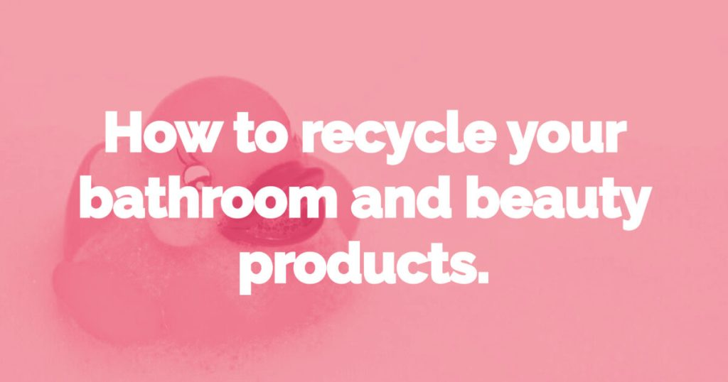 Bathroom & Beauty Blog Image