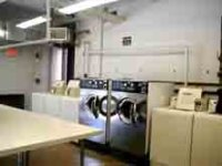 laundry room in Bldg 1
