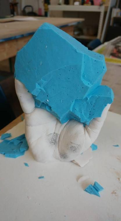 hand casting 13