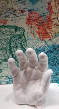hand casting 34