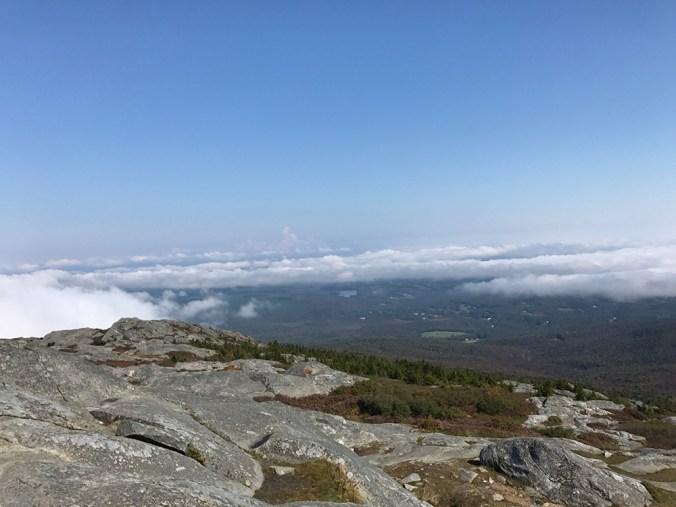 Monadnock, Lawrence Academy, Mountain Day