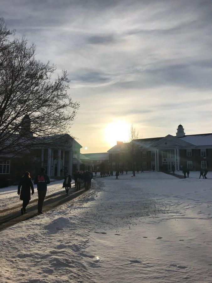 Lawrence Academy, Snow