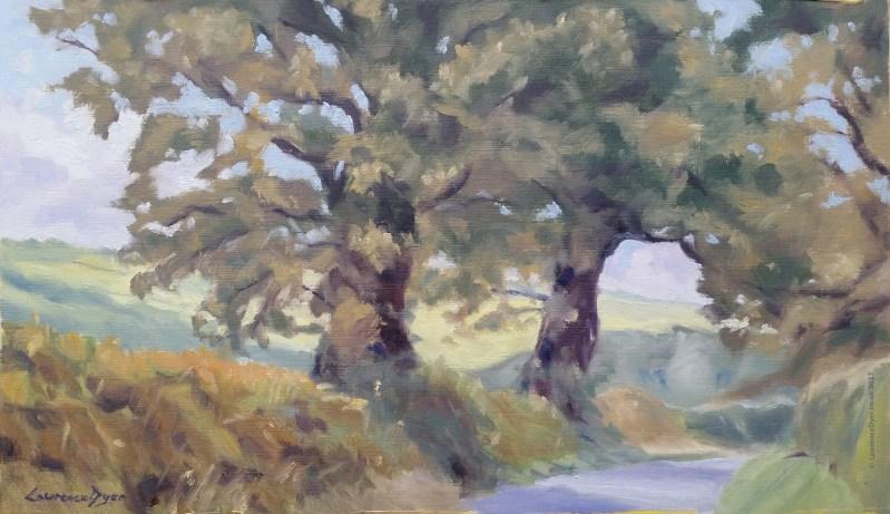 Lawrence Dyer October Near Okehampton