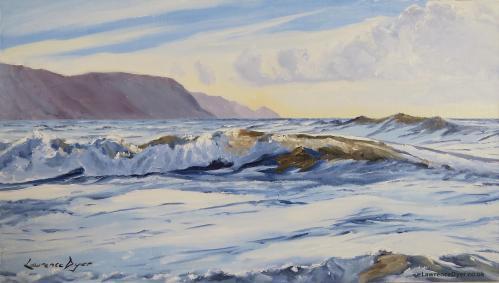 September At Widemouth Bay