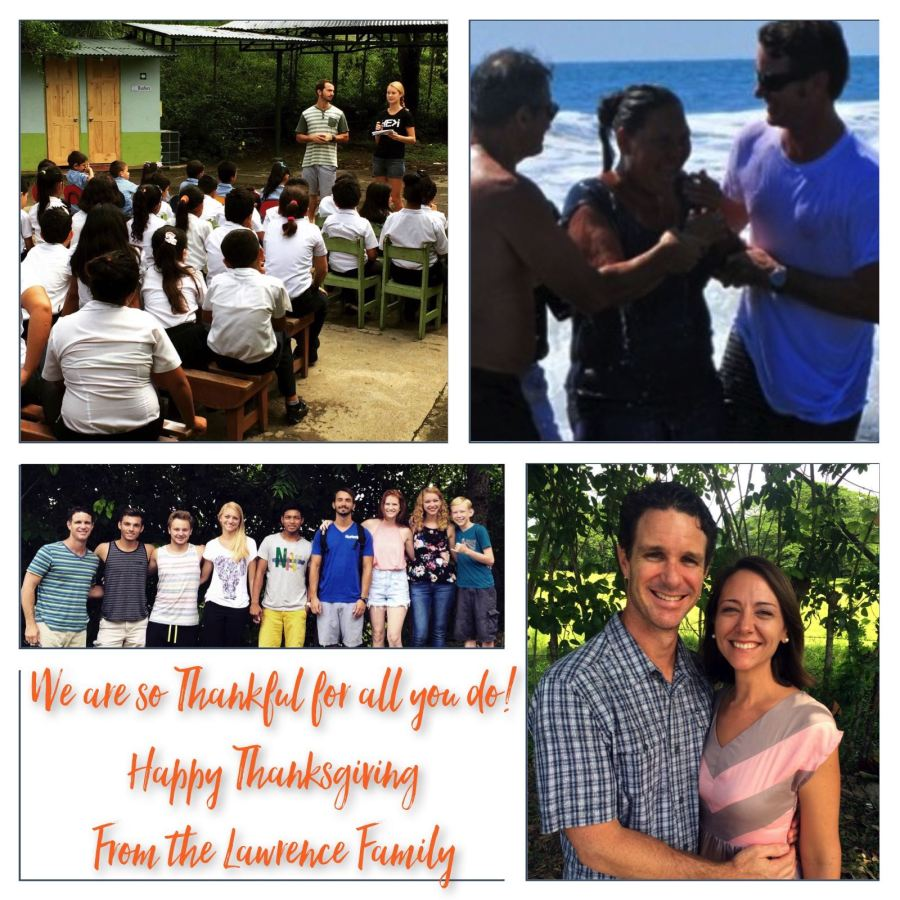 Thank You To The People Who Make This Ministry Possible!
