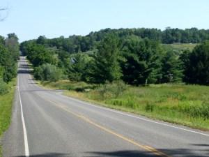Egypt Valley Road near Grand Rapids