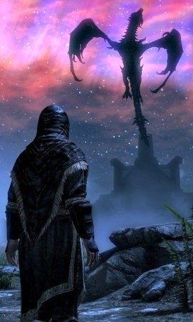 Deirdre in Sovngarde