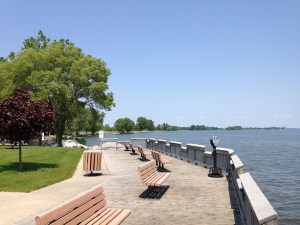 Lower Huron  Metropark to Lake Erie