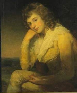 portrait of Dora Jordan