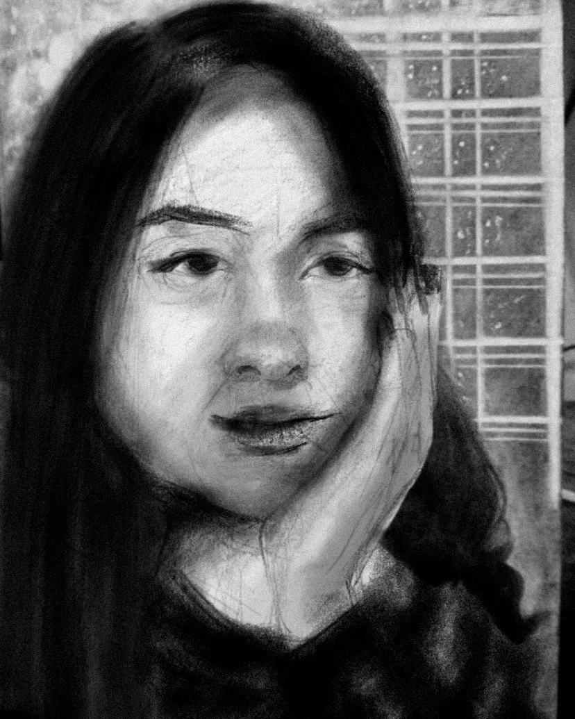 Portrait by Thu Nguyen