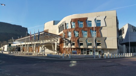 Scottish Parliament - Edinburgh