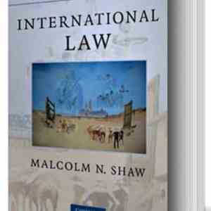 International Law 6th Edition