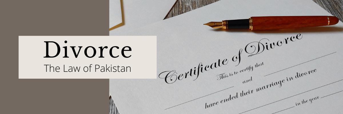 Divorce procedure in Pakistan