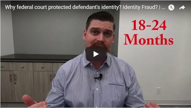Why federal court protected defendant's identity? Identity Fraud? | United States v. John Doe