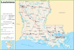 louisiana auto accident laws
