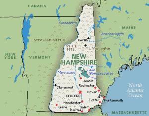 new hampshire auto accident laws