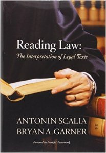 Scalia Book - 1