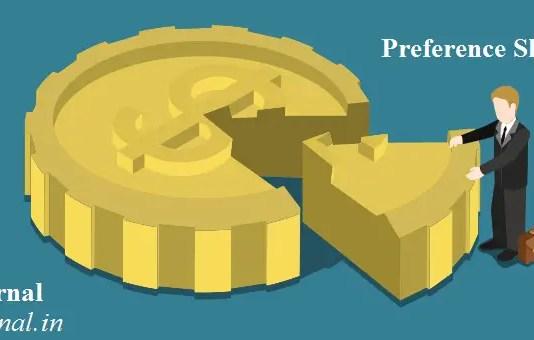 preference shareholders