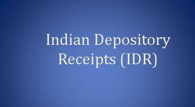 Indian Depository Receipts