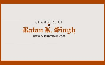 Chambers of Mr. Ratan K. Singh