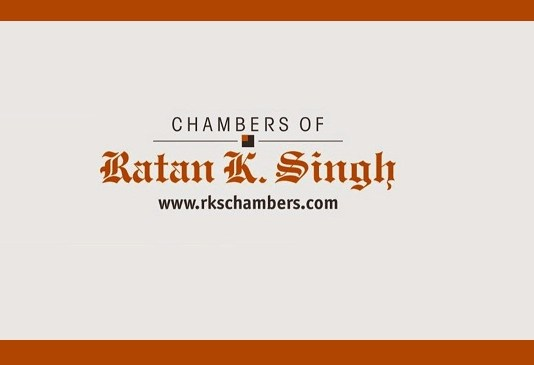 Chambers of Mr. Ratan K. Singh