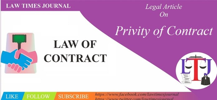 Privity of Contract