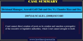 Divisional Manager Aravali Golf Club