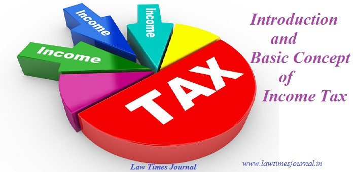 income tax introduction