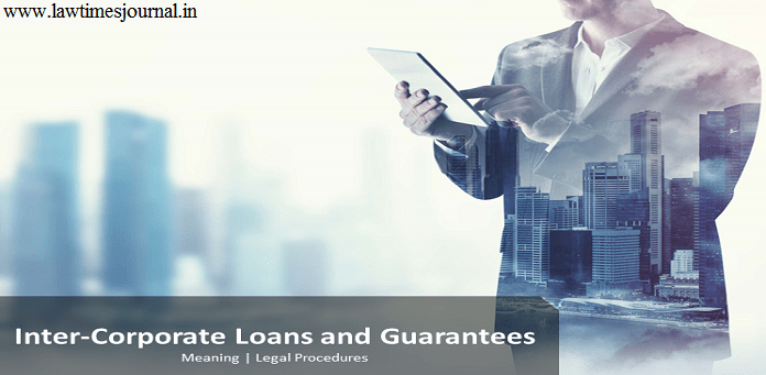 Inter Corporate Loans And Investments