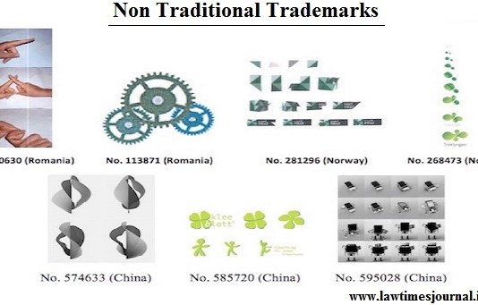 Non Traditional Trademarks